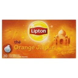 Orange Jaipur Herbata czarna aromatyzowana  (20 torebek)