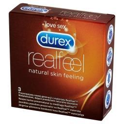 Real Feel Prezerwatywy 3 sztuki