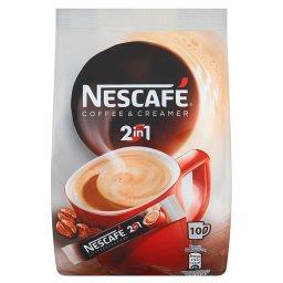 2in1 Coffee & Creamer Rozpuszczalny napój kawowy 100 g (10 saszetek)