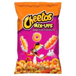 Mix-Ups Mega Fun Flavours Mieszanka chrupek kukurydzianych