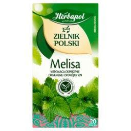Zielnik Polski Herbatka ziołowa melisa 40 g