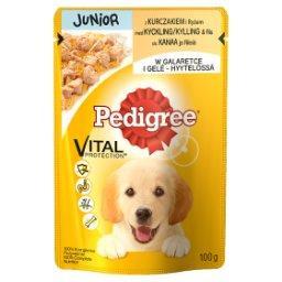 Vital Protection Junior Karma pełnoporcjowa z kurczakiem i ryżem w galaretce