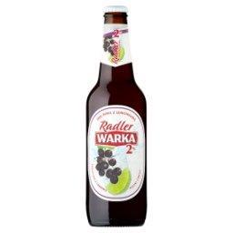 Radler Piwo z lemoniadą o smaku czarnej porzeczki z ...