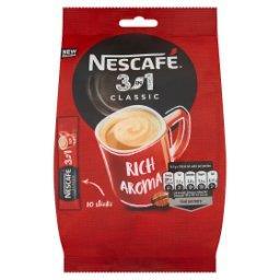 3in1 Classic Rozpuszczalny napój kawowy 165 g (10 x 16,5 g)