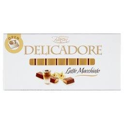 Delicadore Batoniki z czekolady mlecznej z nadzienie...