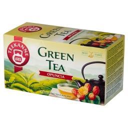Green Tea Opuncia Aromatyzowana herbata zielona 35 g...