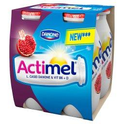Actimel Granat Mleko Fermentowane 400 g (4 sztuki)