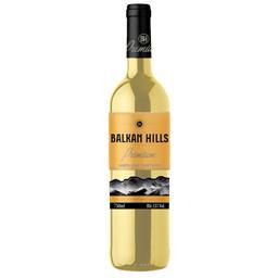Wino półsłodkie White 0,75l 10%