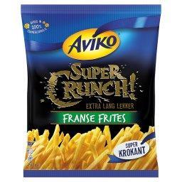 Super Crunch Ekstra chrupiące cienkie frytki