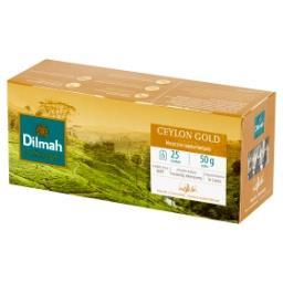 Finest Ceylon Gold Klasyczna czarna herbata 50 g (25 x 2 g )