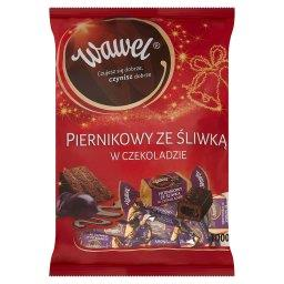 Piernikowy ze śliwką w czekoladzie Cukierki w czekoladzie