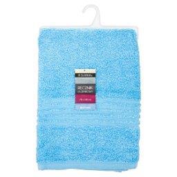 Ręcznik łazienkowy 70 cm x 140 cm niebieski