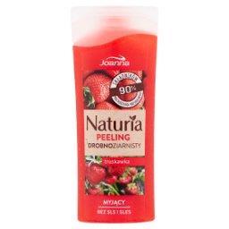 Naturia Peeling drobnoziarnisty truskawka