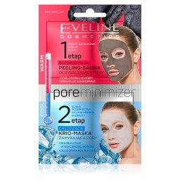 PORE MINIMIZER PEELING SAUNA + KRIO-MASK 2X5ML