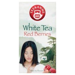 World Special Teas Herbata biała o smaku żurawinowo-malinowym 25 g