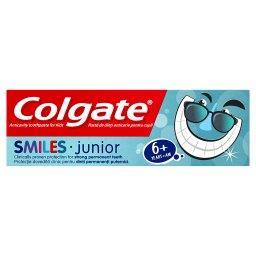 Smiles Junior Przeciwpróchnicza pasta do zębów dla d...