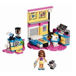 Klocki Lego Friends Sypialnia Olivii 41329