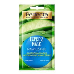 Aloesowa maska intensywnie nawilżająca 8 ml