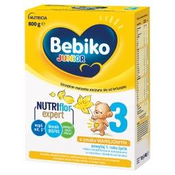 3 Mleko modyfikowane dla dzieci powyżej 1. roku życia o smaku waniliowym 800 g (2 x )