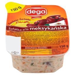 Kuchnie Świata Sałatka a'la meksykańska