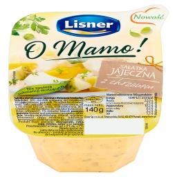 O Mamo! Sałatka jajeczna z chrzanem