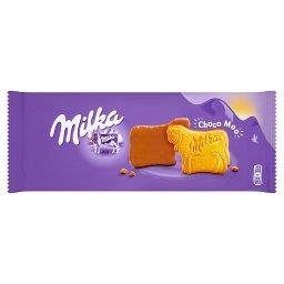 Choco Moo Ciastka oblane czekoladą mleczną z mleka alpejskiego