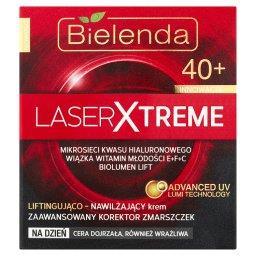 Laser Xtreme Innowacja 40+ Liftingująco-nawilżający krem korektor zmarszczek na dzień