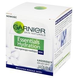 Skin Naturals Essentials Hydration Krem regenerująco-nawilżający na noc
