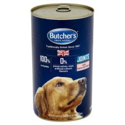 Joints Karma dla dorosłych psów kawałki w sosie z dziczyzną i wołowiną