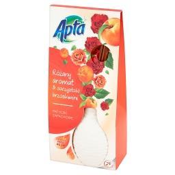 Różany aromat & soczystość brzoskwini Patyczki zapachowe
