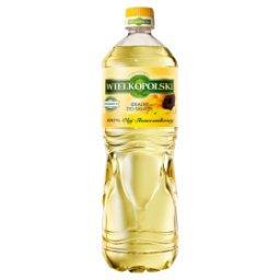 Olej słonecznikowy 100% 1 l