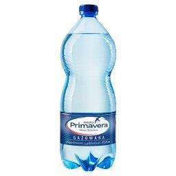Woda źródlana gazowana 1 l