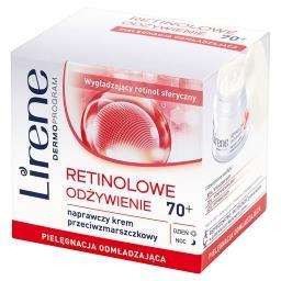 Retinol Naprawczy krem przeciwzmarszczkowy na dzień i noc