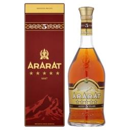 Aged 5 Years Armeńska brandy