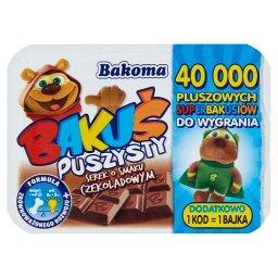 Bakuś Puszysty serek o smaku czekoladowym