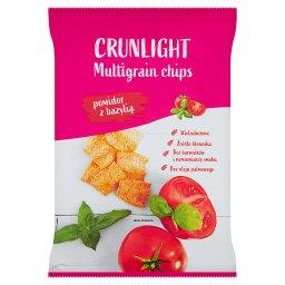 Chipsy wielozbożowe pomidor z bazylią