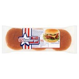 Bułki pszenne do hamburgerów 318 g (6 sztuk)