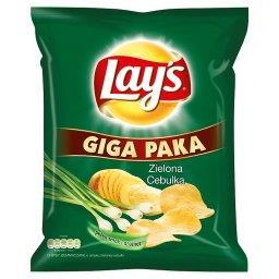 Zielona Cebulka Chipsy ziemniaczane