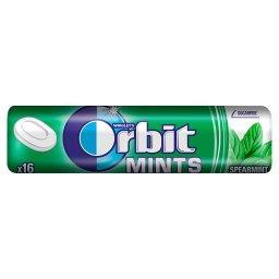Spearmint Mints Cukierki bez cukru  (16 cukierków)