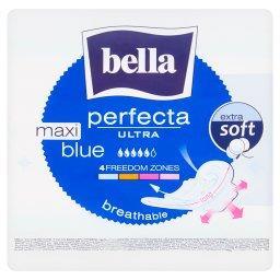 Perfecta Ultra Maxi Blue Podpaski higieniczne 8 sztuk