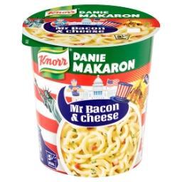 Mr Bacon & Cheese Danie makaron