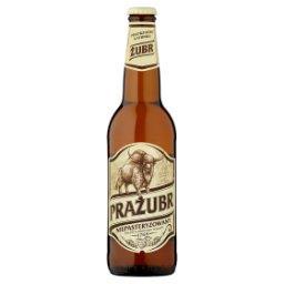 Piwo jasne niepasteryzowane