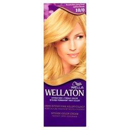 Ton Krem intensywnie koloryzujący Rozświetlony jasny blond 10/0