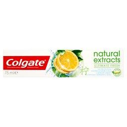 Natural Extracts Ultimate Fresh Pasta do zębów z fluorem