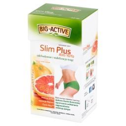 Slim Plus Anti YoYo Herbatka ziołowo-owocowa Supleme...