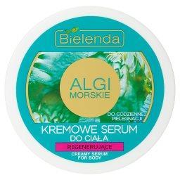 Algi Morskie Kremowe serum ciała regenerujące