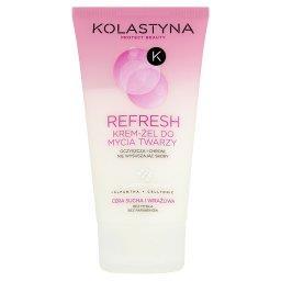 Refresh Krem-żel do mycia twarzy cera sucha i wrażliwa