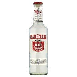 Ice Napój alkoholowy gazowany o smaku cytryny