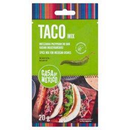 Tao Mix Mieszanka przypraw do dań kuchni meksykańskiej