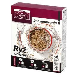 Cooking without Cooking Ryż brązowy bez gotowania